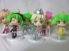 Movie Macross Frontier F Ichiban Kuji Prize G Figure Full Set Banpresto Japan