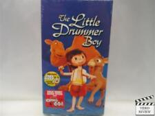 Little Drummer Boy Brand New VHS 2002