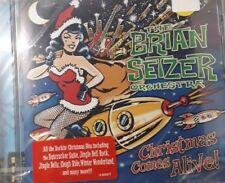 BRIAN SETZER ORCHESTRA-CHRISTMAS COMES ALIVE *CD NEW SEALED NUOVO SIGILLATO RARO