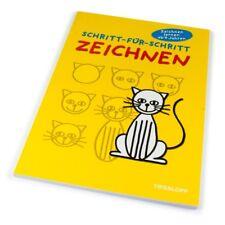 Zeichnen Lernen Kinder In Spiel Mitmachbucher Gunstig Kaufen Ebay