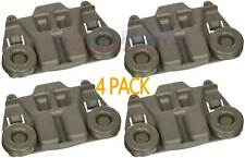 4 Pack Dishwasher Rack Roller For Whirlpool W10195417 AP4538395 PS2579553
