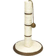 PET face sisal naturel corde grattage Post amusant Chat Chaton Jouet grattoir