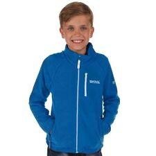 Sweats et vestes à capuche bleu polaire pour garçon de 2 à 16 ans