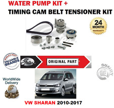 para VW Sharan 2.0 TDI 16v BLUEMOTION 2010-2017 Conjunto Correa Distribución+