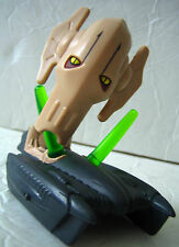 Star Wars McDonald's Toy GENERAL GRIEVOUS Bobblehead Ship 2008 Clone Happy Meal