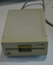 Apple IIe 5.25 External Disk Drive - MODEL NO A9M107 -