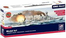 Airfix Model Kits A50071 HMS Hood Royal Navy Battlecruiser Ship 1:600 New In Box