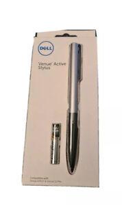 Genuine Dell Venue Pro 8 & 11 Active Stylus:7DMHT / 07DMHT Silver/black