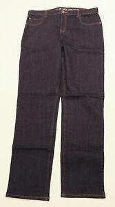 The Children's Place Boy's Stretch Straight Leg Jeans CH3 Dkrinsewsh Size 16 NWT