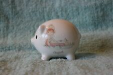 Precious Moments Ceramic Piggy Bank