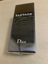 Dior SAUVAGE by Christian Dior EDT Men 6.8 oz / 200 ml  *NEW IN SEALED BOX*