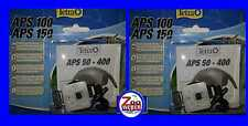 Membrane Doppelpack Kit de rechange pour Tetra Pompe à air APS 150 à aquarium