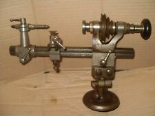 Lorch Schmidt & Co. Watch / Clockmakers Lathe - As Photo's