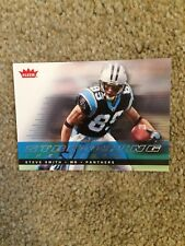 + STEVE SMITH 2006 FLEER STF NFL FOOTBALL CARD #SFSS - CAROLINA PANTHERS +