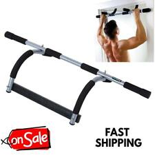New listing Pull Up Bar Chin Up Bar Doorway Body Workout Doorway Home Gym Workout Exercise