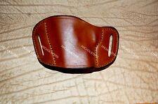 American Pride Belt Slide Taurus 1911 with Rail Holster Left Hand Tan