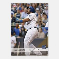 2018 TOPPS NOW PARTICIPANT - 2018 T-MOBILE HOME RUN DERBY #HRD-5 JESUS AGUILAR