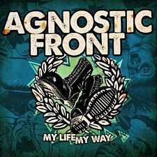 Agnostic Front - My Life My Way [CD]