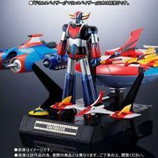 BANDAI Soul of Chogokin GX-76X2 GRENDIZER D.C.DRILL Spazer & Marine Spazer Set