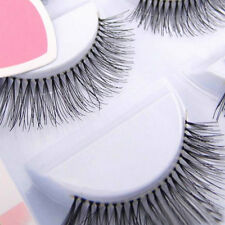 5 Pairs Natural Sparse Cross Eye Lashes Makeup Long False Eyelashes Extension