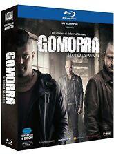 Gomorra - La Serie Tv - Seconda Stagione - Cofanetto 4 Blu Ray - Nuovo Sigillato