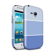 Étuis, housses et coques bleus brillants Samsung Galaxy S pour téléphone mobile et assistant personnel (PDA)