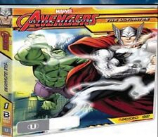 AVENGERS ASSEMBLE - THE ULTIMATES - DVD - UK Compatible