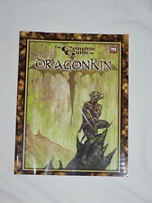 The Complete Guide to Dragonkin *Dungeons & Dragons *Goodman Games d20