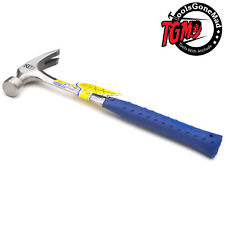 ESTWING E3-20S 20OZ STEEL STRAIGHT-CLAW RIP HAMMER SMOOTH FACE SHOCK REDUCTION