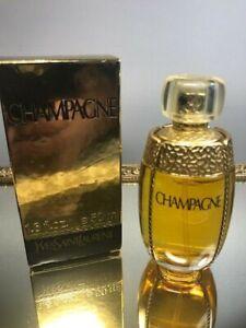 Champagne YSL edt 50 ml. Rare, vintage. Sealed