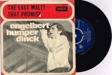 Engelbert Humperdinck New Age & Easy Listening Single Vinyl Records
