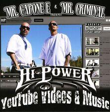 Mr. Criminal - Hipowermusic.Com Videos [New CD] Explicit