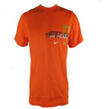 Camisetas de fútbol de manga corta para niños Nike