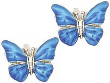 Blue No Stone Cufflinks for Men