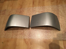 Saab 9000 Aero Anni Cs Cse Rear Light Bottom Trims Moulding Pair L + R Silver