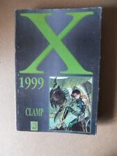 X / 1999 #11 - CLAMP Jade Comics Manga [G950]