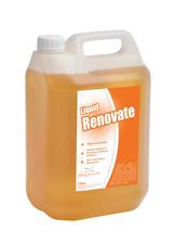 More details for liquid renovate by chemisphere revives/rejuvenates  glassware and glasses