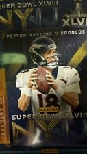 2014 PANINI SUPER BOWL XLVIII SEATTLE SEAHAWKS CARD SET WILSON LYNCH SHERMAN