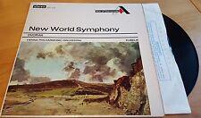 Dvorak Kubelik Vienna Philharmonic Orchestra - New World Symphony LP Vinyl Album