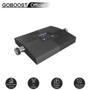 GOBOOST 900mhz Mobile Phone Signal Booster for Office Home Enhance Signal