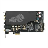 ASUS ESSENCE STX II 7.1 Hi-Fi Quality Sound Card & Headphone Amp Music Audio NEW