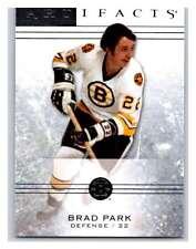 (HCW) 2014-15 Upper Deck Artifacts #36 Brad Park NHL Mint