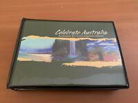 CB1517) Australia 2011 Perth Mint Celebrate Australia $1 Coin Collectors Album