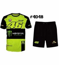 3D VALeNTINO ROSSi T SHIRT AND SHORTS