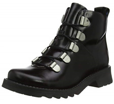 Fly London Women's Roji544fly Ankle Boots Black UK 4