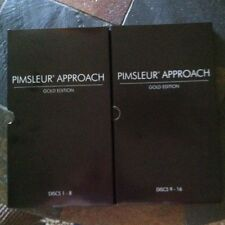 Pimsleur Method Approach Cantonese Chinese level 1 (16 CD) Comprehensive Course