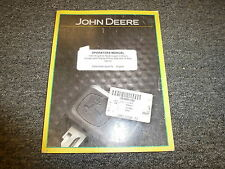 John Deere 7200 8 Wide & 12 Narrow Drawn Planter Owner Operator Manual OMA53066