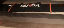 New listing Sukoa Premium Padded Ski Bag for Air Travel Carry Bag Snow Gear Poles Accs - NWT
