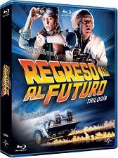 REGRESO AL FUTURO TRILOGIA BLU RAY NUEVO ( SIN ABRIR )