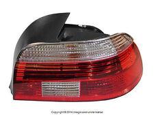 BMW E39 M5 (2000-2003) Taillight w/ White Turn Signal RIGHT /Passenger Side OEM